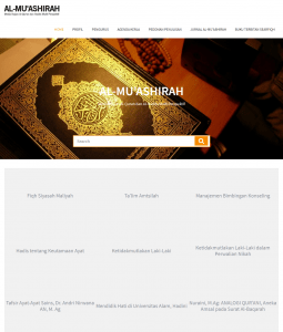 Al-Muashirah – Media Kajian Al-Quran dan Al-Hadits Multi Perspektif_ - al-muashirah