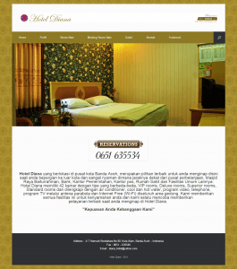 Hotel Diana Best Choice Hotel in Aceh