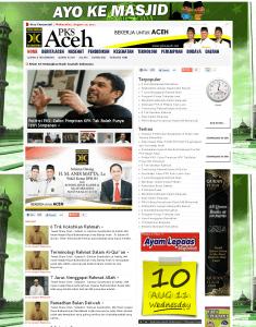PKSACEH.NET Situs Resmi DPW PKS Aceh-10agustus2011