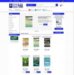 Toko Buku Pena - Toko Buku Terlengkap di Aceh - tokobukupena