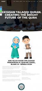 YASQI – Yayasan Talaqqi Qur'an Aceh - yasqi